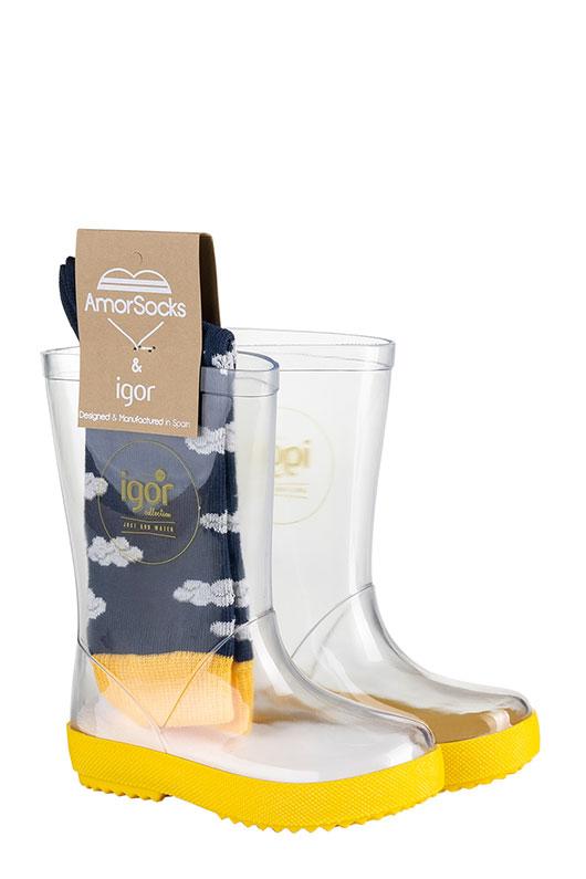 compra especial 100% genuino bastante agradable Botas de agua para niños, comprar botas de lluvia IGOR